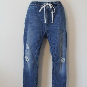 Womens PacSun Active Stretch Jeans